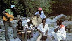 Ethiopians nyabinghi band